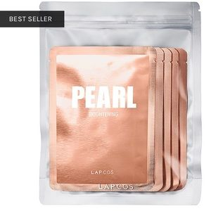 Revolve 5 pack of pearl face masks